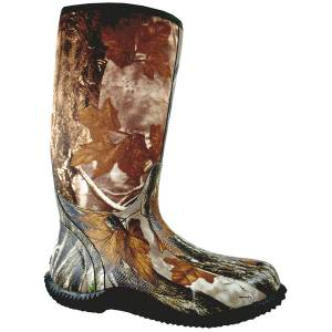 Smoky Mountain Mens Camo Amphibian Boots