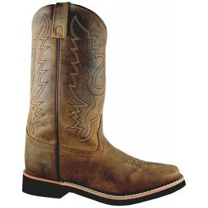 Smoky Mountain Ladies Pueblo Square Toe Western Boots