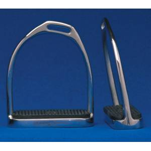 Stubben Fillis Double Offset Stirrup Irons