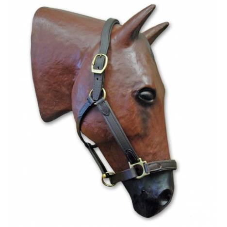 Stubben Padded Leather Halter