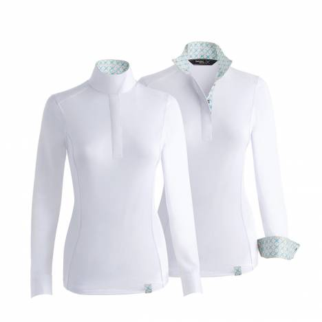 Tredstep Solo Competition Shirt - Ladies, Long Sleeve