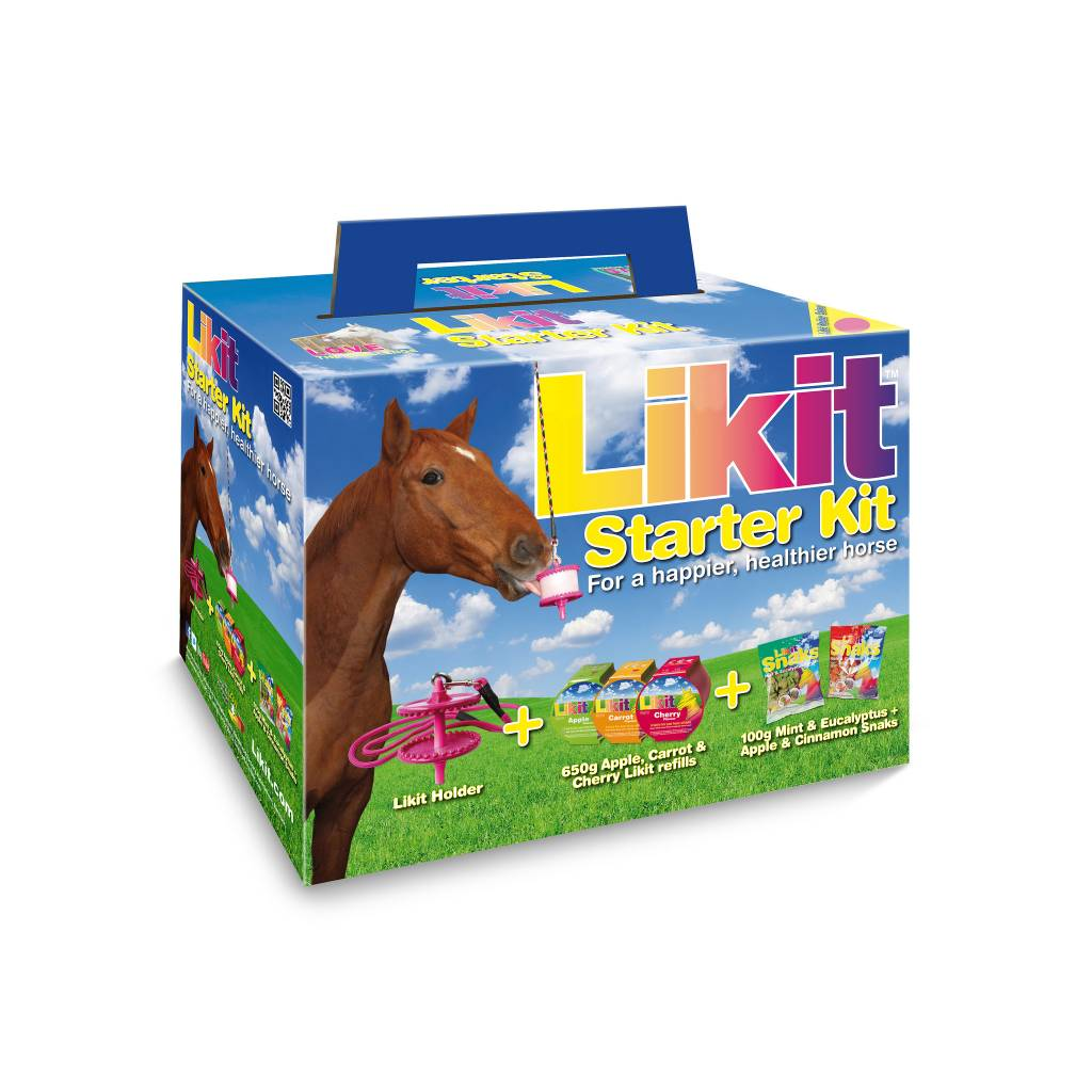 LIKIT Starter Kit - Treats & Toys All-in-One