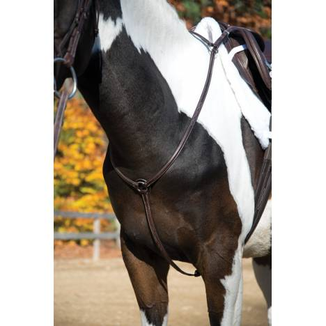 Shires Fancy Stitch 3-Point Breastplate