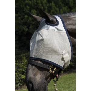 Defender Fly Mask with Reflective Trim