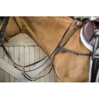 OEQ Padded 5-Point Breastplate