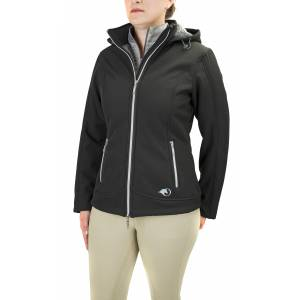Oak Equestrian OEQ Lexi Softshell Fleece Lined Ladies Jacket