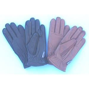 Thinsulate Lined Mens Leather Gloves