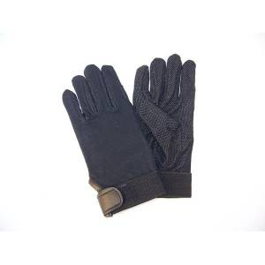 Cotton Pimple Grip Gloves