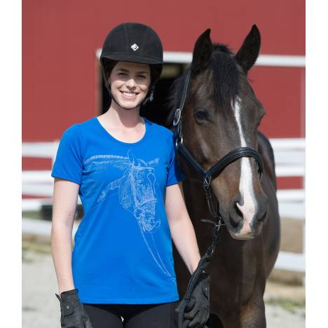 Irideon Show Pony Tee - Ladies