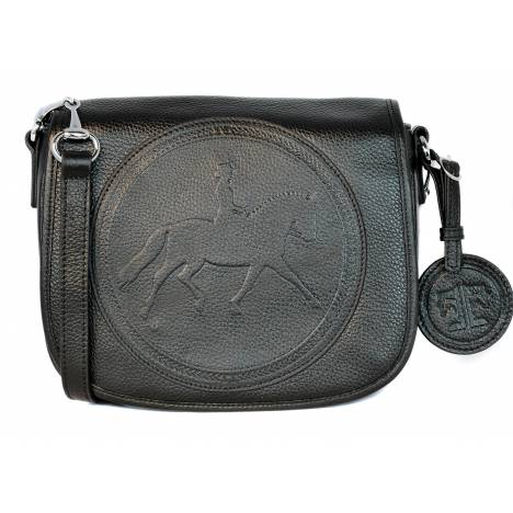 Tucker Tweed Camden Crossbody - Dressage