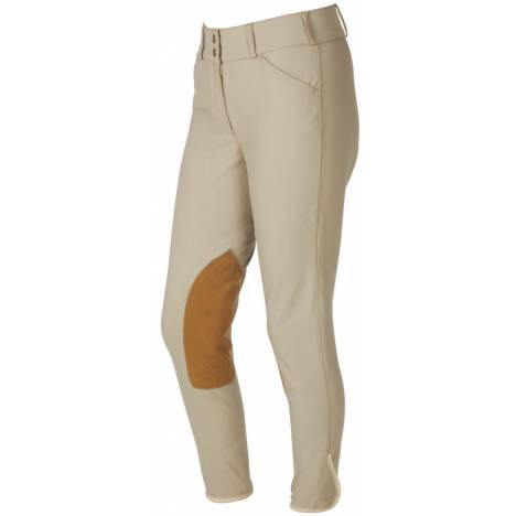 On Course Ladies Pytchley EuroSeat Front Zip Breeches