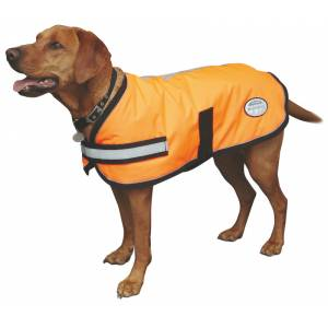 WeatherBeeta Reflective Parka Dog Coat