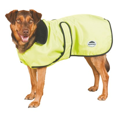 Weatherbeeta Windbreaker Fleece Lined with Belly Wrap Dog Coat