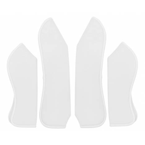 Roma Shaped Leg Pads Set Of 4