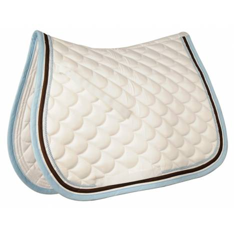 Roma All Purpose Cresent Saddle Pad